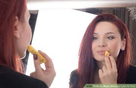 image led make makeup last all day step 11