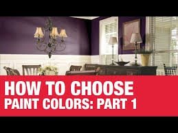 how to choose paint colorsHow To Choose Paint Colors Part 1  Ace Hardware  YouTube