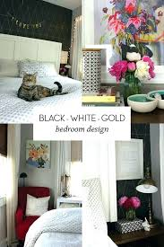 Decor And Design Delectable Gold Bedroom Accessories Black White And Design Home Decor Navy Blue