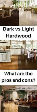 light hardwood flooring types. Brilliant Types Dark Floors Vs Light  Pros And Cons Hardwood FlooringTypes  Intended Hardwood Flooring Types O