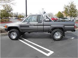 toyota trucks 4x4. Perfect 4x4 1987 Toyota Pickup 4x4 Xtracab Deluxe For Sale 100962454 For Toyota Trucks N