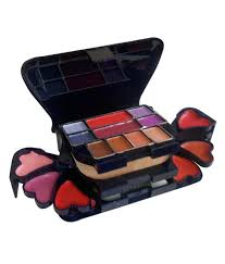 ads color series makeup kit 8 eyeshadow 1 powder c