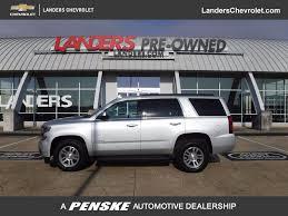 Used Chevrolet Tahoe at Landers Chevrolet Serving Benton, AR