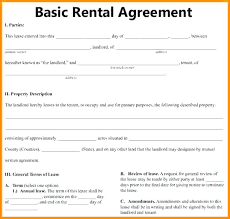 Lease Rent Agreement Format Gorgeous Free Printable Rental Agreement Template Shirayuki