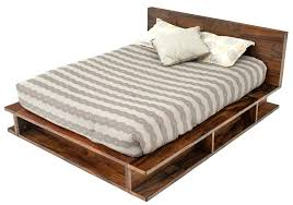 low platform beds with storage. Low Platform Bed With Storage S Free Queen Plans . Beds