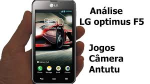 LG Optimus F5 - Análise do Aparelho ...
