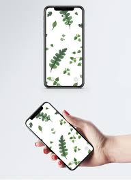 Groen Blad Mobiel Behang Gratis Afbeeldingdownloaden Achtergronden