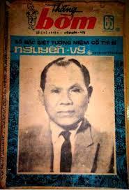 Image result for hình ảnh nhà báo Nguyễn Vỹ