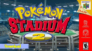 Pokemon Stadium ROM (Page 1) - Line.17QQ.com