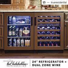 beer fridge glass door refrigerator
