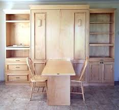 murphy bed desk folds. Murphy Bed Desk This Converts To A Folds Up Down