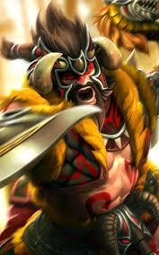 Beastmaster Dota 2 Hd Mobile Wallpaper ...