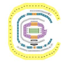 Peach Bowl 2018 Seating Chart Mercedes Benz Stadium Tickets With No Fees At Ticket Club