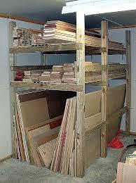 wood storage rack. lumber storage rack construction 02 | flickr - photo sharing! wood