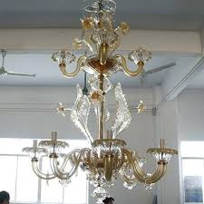 art glass chandelier china from wholer chandeliers seattle