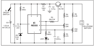 cellphone charger electronics and electrical engineering design attached files