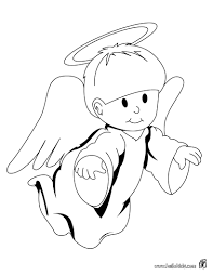 Baby Angel Printable