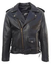 jts 888 mens leather motorbike jacket