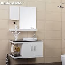 modern bathroom shelves. kaidi luo european bathroom cabinet vanity washbasin pvc oak vanities portfolio 2067 modern shelves