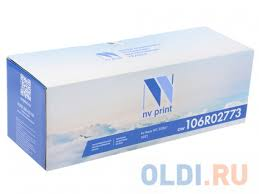 <b>Картридж NV</b>-<b>Print 106R02773</b> для Xerox Phaser 3020 ...