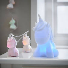 fairy lights ebay uk. children\u0027s battery operated kids unicorn christmas led fairy string night lights fairy lights ebay uk