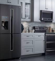 samsung black stainless fridge. 143045-samsung-black-stainless.jpg Samsung Black Stainless Fridge E