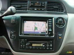 2004 Honda Odyssey EX-L Navigation Photos | GTCarLot.com
