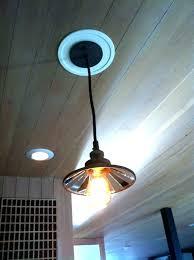 pendant light adapter for can lights convert can lights to pendant recessed light conversion pendant lights pendant light adapter for can lights