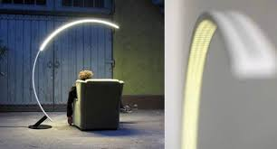 Industrial arc lamp with light intensity rigulierbarer Lamps Design -  Provide cool lighting at home!