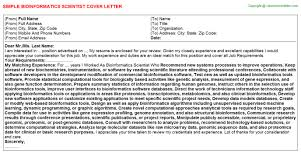 Bioinformatics Resume Sample Ask for Homework Help at Your Local Library Lifehacker 37