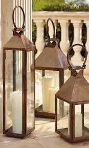 outdoor candles lanterns and lighting. Notable For Their Traditional Appearance, Our Large Solano Lanterns Combine Classic Design With Modern Craftsmanship Outdoor Candles And Lighting