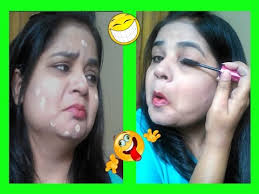 funny faces s make while doing makeup funny video angels reborn