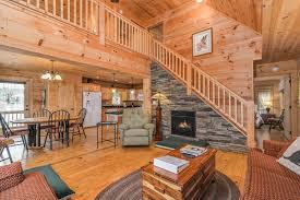 2 bedroom loft. Barkwells Ln Mills River NC-print-127-205-Barkwells Cabin 81- 2 Bedroom Loft