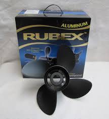 Solas Rubex Aluminum 4 Blade 14 3x19 Rh Propeller 9513 143 19