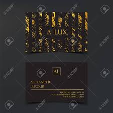 black and gold marble texture. Fashion Elegant Black Luxury Business Cards With Marble Texture And Gold Detail Vector Template, Banner