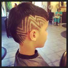 Tramlines Hair Designs Fun Hair Design Clipper Tattoo Cool Hairstyles Boy