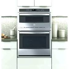 gallery electric wall oven microwave combination with convection smudge proof
