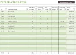 Microsoft Payroll Templates Professional Employee Pay Stub Excel Template Payroll