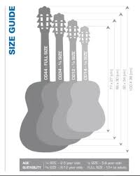 Guitar Nut Size Chart What Do You Mean By A 3 4 Guitar Quora
