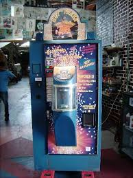 Popcorn Express Vending Machine Delectable Hollywood Pop Popcorn Vending Machine Vending Machines Pinterest