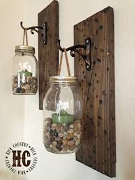 Ways To Decorate Glass Jars 100 Incredible Ways To Decorate Farm House 100 DIY Glass Jars 66