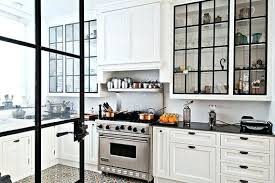 Glass cabinet doors lowes Restain Glass Cabinets Kitchen Black Steel Frame And Glass Kitchen Cabinets And Door Glass Kitchen Cabinet Doors Ravenwoldgreenhousescom Glass Cabinets Kitchen Black Steel Frame And Glass Kitchen Cabinets