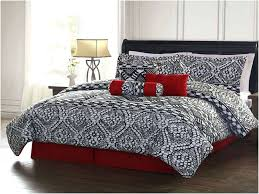 red black white bedding set and sets on furniture black and white comforter set look dramatic