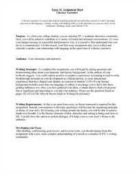 Personal Narrative College Essay Examples Personal Narrative College Essay Examples