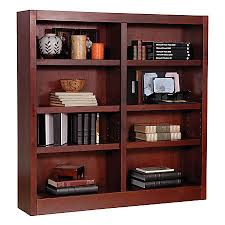 office depot bookcases wood. concepts in wood double wide bookcase office depot bookcases c