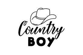 What do you think are the most important traits in a person. Country Boy Svg Cut File By Creative Fabrica Crafts Creative Fabrica