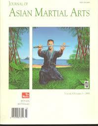 Arts asian journal martial