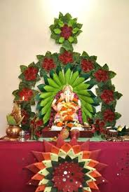 ganesh chaturthi ideas the prettiest pooja decor and the most