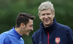 Arsene Wenger Urges Mesut Ozil To Do This To Earn A New Contract