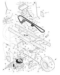 murray 46576x92b parts list and diagram 1999 click to expand